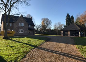 Thumbnail 4 bed detached house for sale in Lower Road, Holme Hale, Thetford