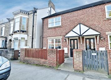 Thumbnail 2 bed semi-detached house for sale in Hull Road, Hessle