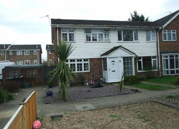 Thumbnail 3 bed end terrace house for sale in Ham Hill, Snodland
