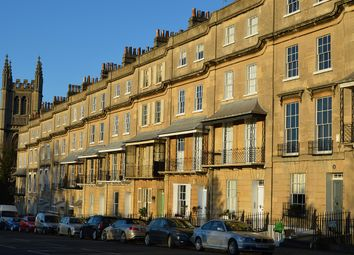 Thumbnail 1 bed flat to rent in Raby Place, Bathwick Street, Bath