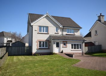 Thumbnail 4 bedroom detached house for sale in Alpin Drive, Dunblane, Stirling