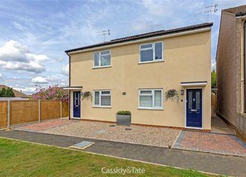 Thumbnail 1 bed maisonette for sale in Milton Drive, Borehamwood, Hertfordshire