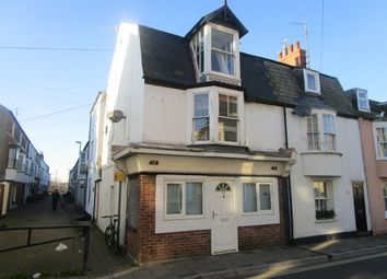 Thumbnail 2 bed maisonette for sale in Park Street, Weymouth