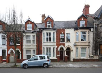 Thumbnail 4 bedroom terraced house for sale in Clive Road, Canton, Cardiff