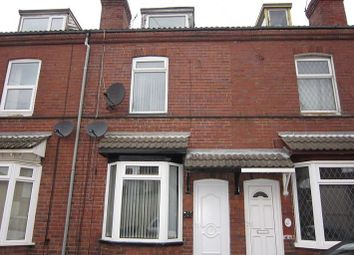 Thumbnail 3 bed terraced house for sale in Apley Road, Hyde Park, Doncaster