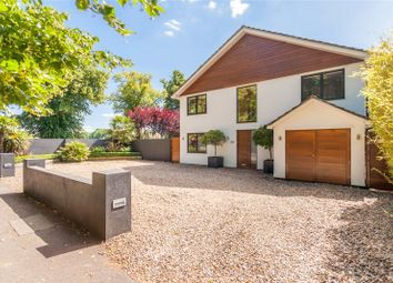 Thumbnail 5 bed property for sale in The Avenue, Bushey, Hertfordshire