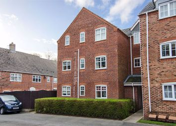 Thumbnail 2 bed flat for sale in Mulberry Drive, Trent Valley, Lichfield