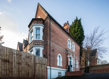 Thumbnail 2 bed flat to rent in Lenton Road, The Park