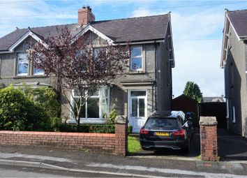 Thumbnail 3 bed semi-detached house for sale in Limegrove Avenue, Carmarthen