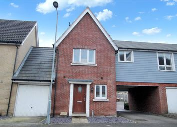 2 bed terraced house for sale in Saturn Road, Ipswich, Suffolk IP1