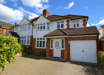 Thumbnail 4 bed semi-detached house for sale in Elm Walk, Radlett
