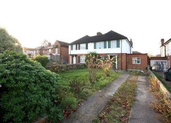 Thumbnail 4 bed semi-detached house for sale in New Park Road, Streatham Hill, London