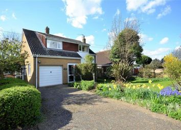 Thumbnail 3 bed detached house for sale in Louth Road, Holton-Le-Clay, Grimsby