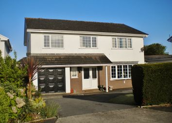 Thumbnail 5 bed detached house for sale in Northway Court, Bishopston, Swansea