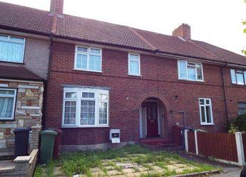 Thumbnail 2 bed terraced house for sale in Wood Lane, Dagenham