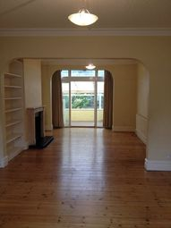 Thumbnail 4 bed terraced house to rent in Nimrod Road, Furzedown, London
