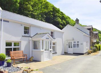 Thumbnail 4 bed cottage for sale in Y Gribyn, Solva, Haverfordwest