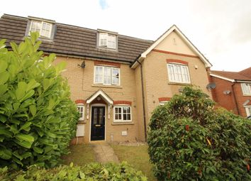 Thumbnail 4 bedroom terraced house to rent in Goodman Grove, Kesgrave, Ipswich