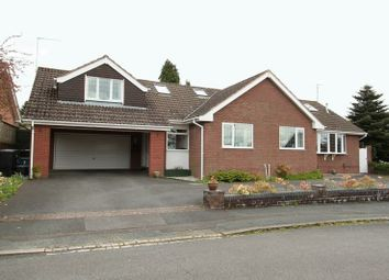 Thumbnail 7 bed detached house for sale in Sedbergh Close, Newcastle-Under-Lyme