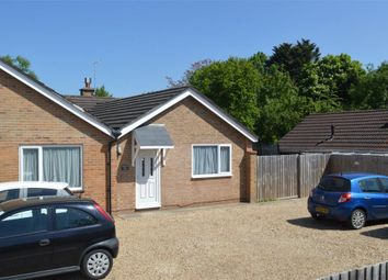 Thumbnail 3 bed semi-detached bungalow for sale in Cheddon Road, Taunton, Somerset