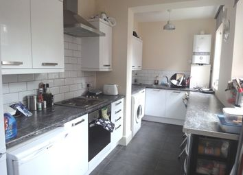Thumbnail 6 bed terraced house to rent in Duchess Road, Sheffield