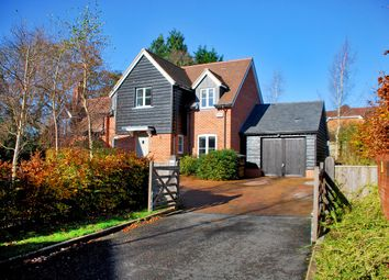 Thumbnail 4 bed detached house for sale in Peppercorn, Sway, Lymington