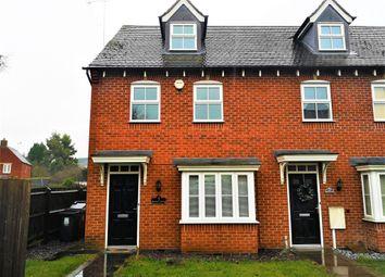 3 bed end terrace house for sale in Bristol Court, Church Gresley, Swadlincote DE11
