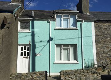 Thumbnail 2 bed cottage to rent in Water Street, Aberarth, Aberaeron