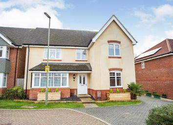 Thumbnail 5 bed detached house for sale in Clanfield, Waterlooville, Hampshire