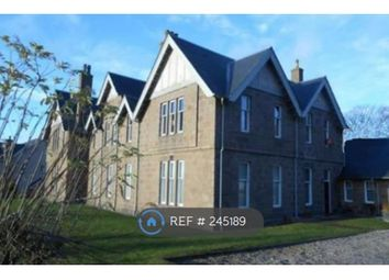 Thumbnail 2 bed flat to rent in Kingseat, Aberdeenshire