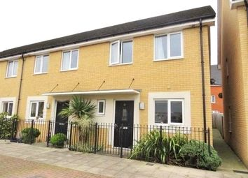 Thumbnail 3 bed end terrace house to rent in St. Agnes Way, Reading, Berkshire
