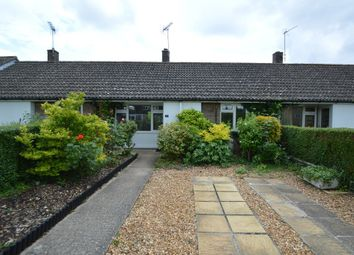 Thumbnail 1 bedroom terraced bungalow to rent in Palmers Close, Linton, Cambridge
