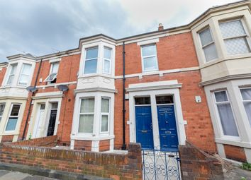Thumbnail 4 bed flat to rent in Buston Terrace, Jesmond, Newcastle Upon Tyne