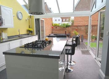 Thumbnail 5 bed link-detached house for sale in Murrills Road, Purdis Farm, Ipswich