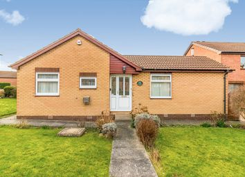 Thumbnail 2 bedroom bungalow for sale in Coppice Gardens, Rotherham, South Yorkshire