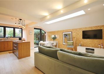 Thumbnail 2 bed flat for sale in Wellesley Road, Chiswick, London