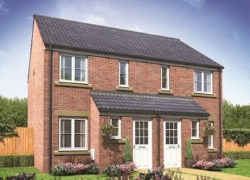 Thumbnail 2 bed semi-detached house for sale in Herriot Way, Wakefield