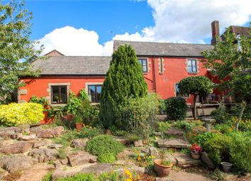 Wallow Farm, Pontshill, Ross On Wye, Herefordshire HR9. 3 bed detached house for sale