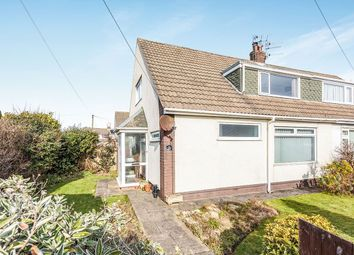 Thumbnail 3 bed semi-detached house to rent in Deepdale Avenue, Poulton-Le-Fylde