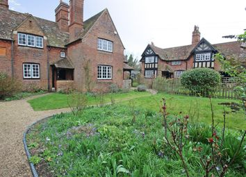 Thumbnail 2 bedroom terraced house for sale in The Green, Mentmore, Leighton Buzzard
