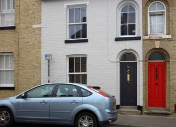 Thumbnail 3 bed terraced house to rent in Orford Street, Ipswich, Suffolk
