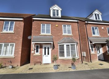 Thumbnail 4 bedroom detached house for sale in The Grove, Hardwicke, Gloucester