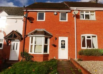 Thumbnail 3 bed terraced house for sale in Denham Court, Atherstone, Warwickshire