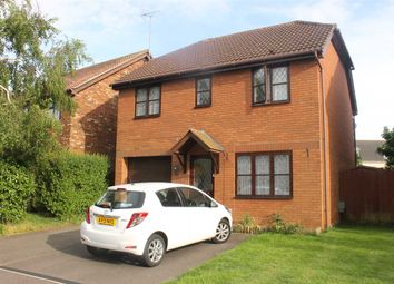 Thumbnail 4 bedroom detached house to rent in Shelbourne Close, Kesgrave, Ipswich