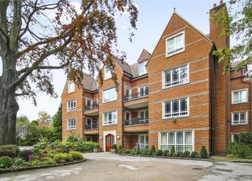 Thumbnail 2 bedroom flat for sale in St. George's Court, Cavendish Road, Weybridge, Surrey