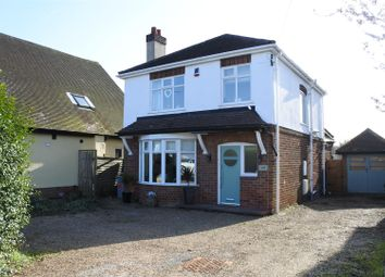 Thumbnail 3 bed detached house for sale in Bridge End Road, Grantham