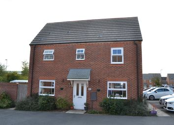 Thumbnail 3 bedroom end terrace house for sale in Walmsley Close, Allesley, Coventry, West Midlands