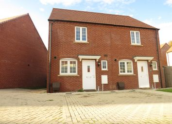 Redcar Road, Bicester OX26. 2 bed semi-detached house for sale