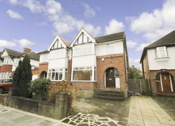 Thumbnail 4 bed semi-detached house for sale in Lyncroft Avenue, Pinner
