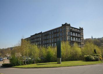 Thumbnail 1 bed flat for sale in Titanic Mills, Low Westwood Lane, Linthwaite, Huddersfield, West Yorkshire, England